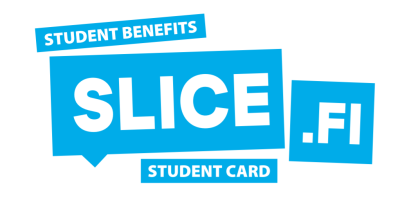 Slice-opiskelijakortin logo.